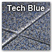 tech blue color swatch